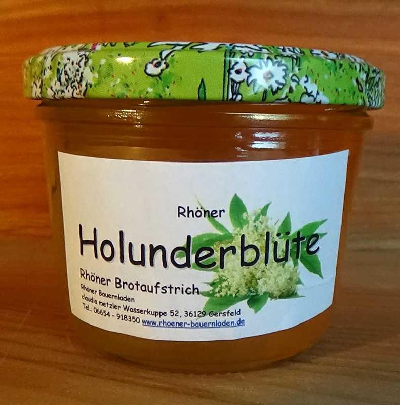 Rhöner Holunder-Blüte