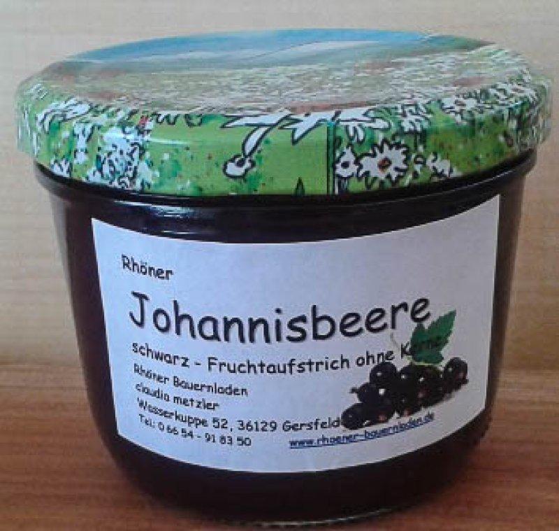 Rhöner Johannisbeere schwarz