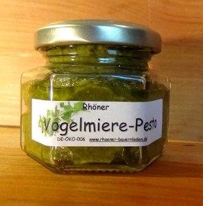 Rhöner Vogelmiere-Pesto