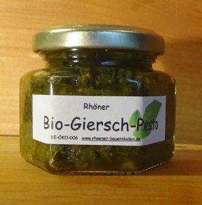 Rhöner Bio Gierschpesto