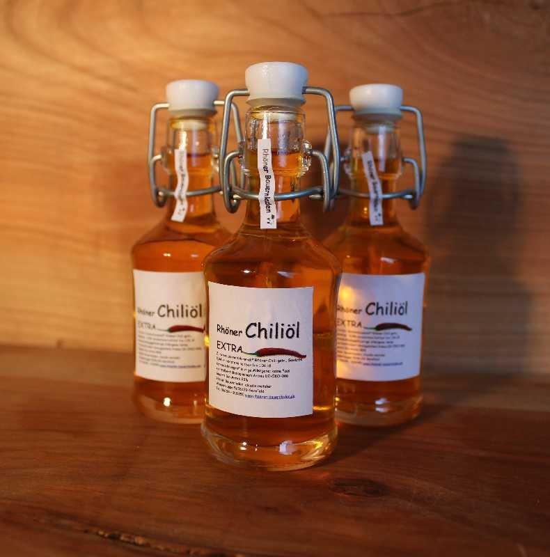 Rhöner Chiliöl
