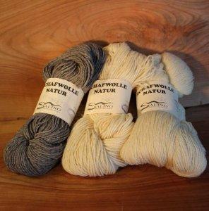 Rhöner Schafwolle