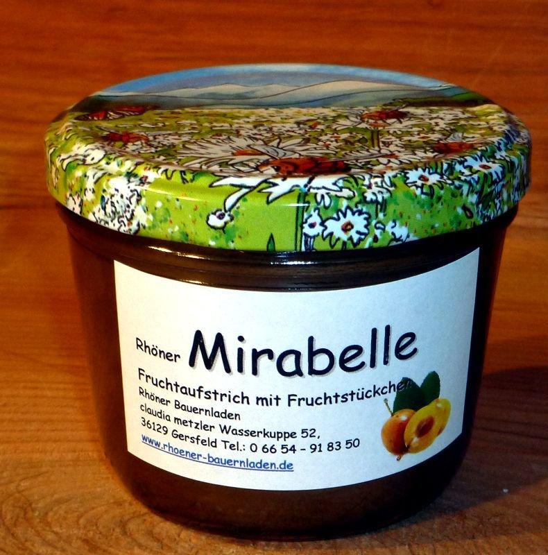 Rhöner Mirabelle
