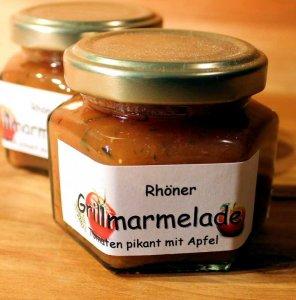 Rhöner Grillmarmelade