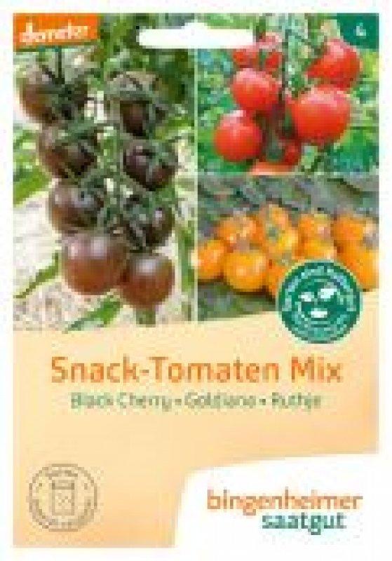 Snack Tomaten Mix Saatgut