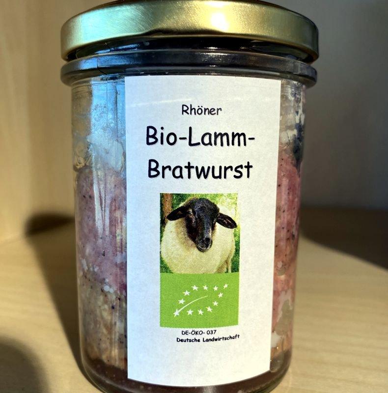 Rhöner Lammbratwurst
