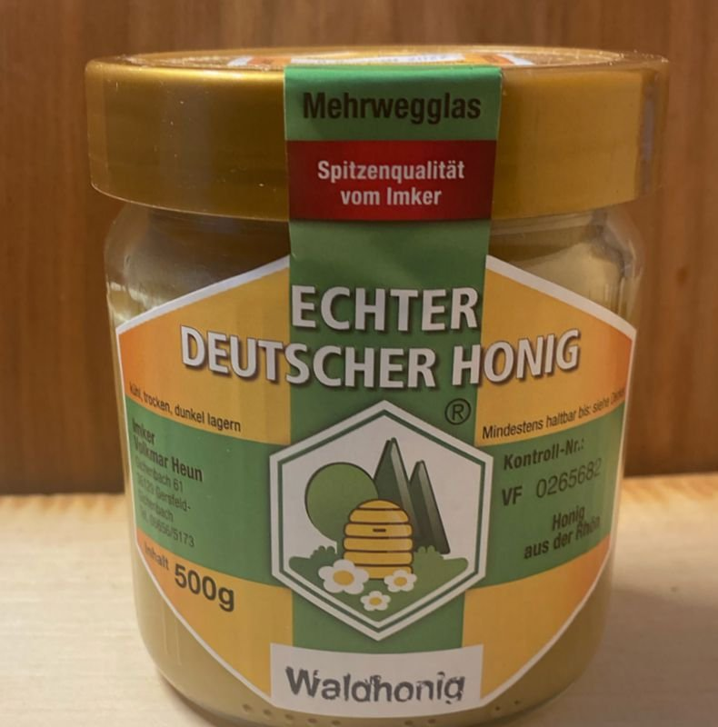 Rhöner Waldhonig